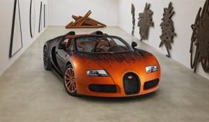 Lamborghini Veneno versus Bugatti Veyron Grand Sport Venet