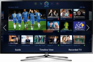 Review LED TV Samsung UE40F6400