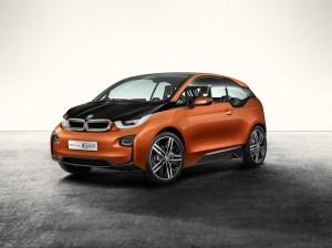 Noul BMW I3 Concept Coupe,nascut pentru placerea de a conduce