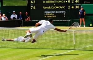 Alegerea scorului corect la tenis