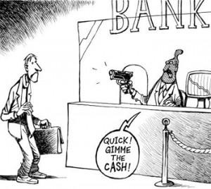 Cum au ajuns unele banci camatari legali