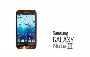 Noul telefon Samsung Galaxy Note 3