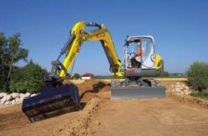 Excavator nou, la mana a doua, sau inchiriat?