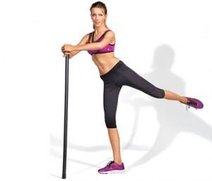 Exercitii pentru abdomen, coapse si spate