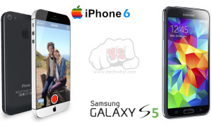 Galaxy S5 are o baterie mai buna decat iPhone 6 ?