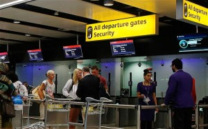 What do we expect when switching airports?