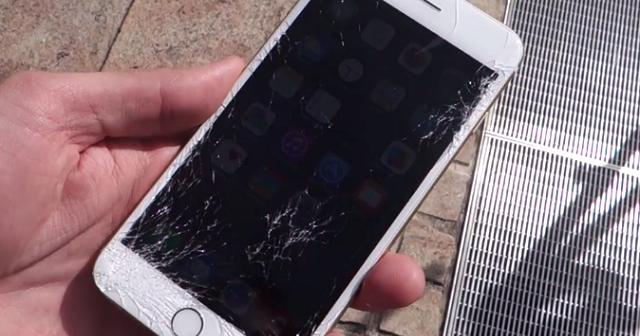 Ce Poti Face Cu Un Ecran Spart De IPhone 6?