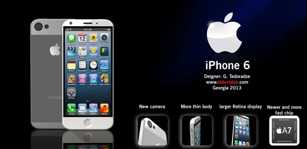 Istoria Telefoanelor IPhone 6 Si Caracteristici