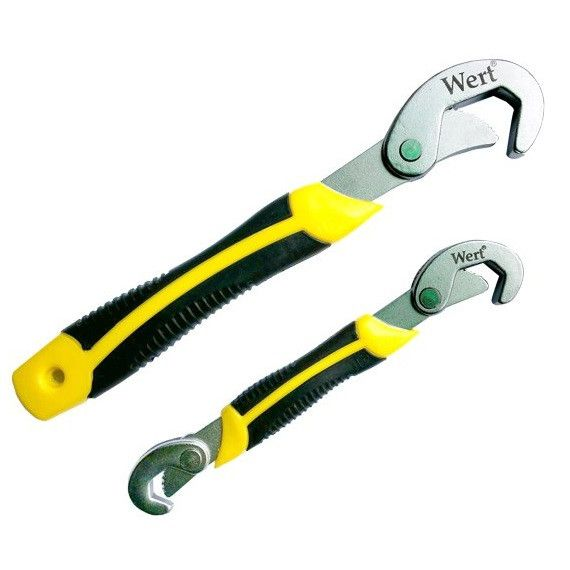 Review Set Chei Universale Tip Spanner