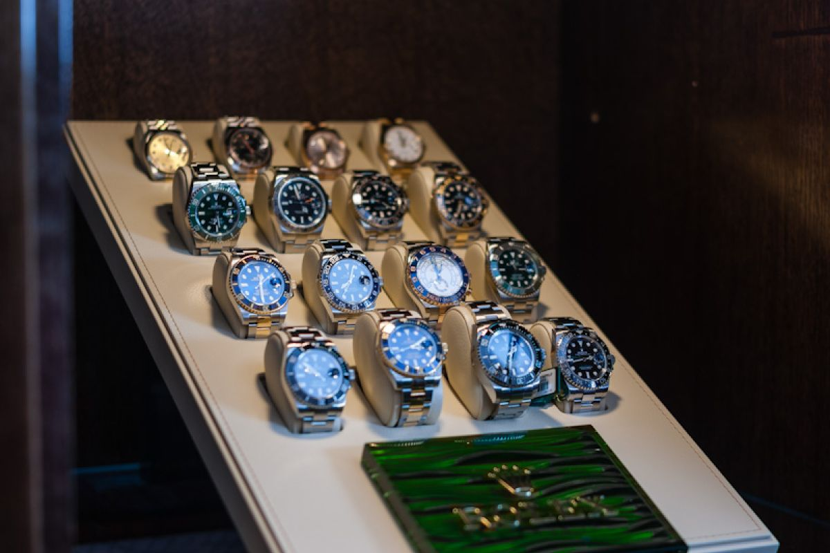 Unde Puteti Vinde Ceasurile De Lux?
